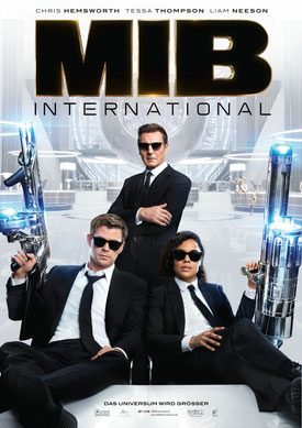 Men In Black: International Hauptplakat