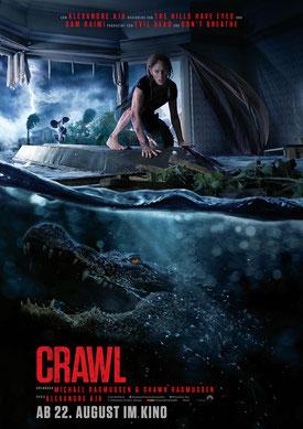 Crawl Hauptplakat