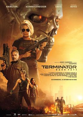 Terminator Dark Fate Hauptplakat
