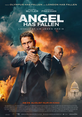 Angel Has Fallen Hauptplakat