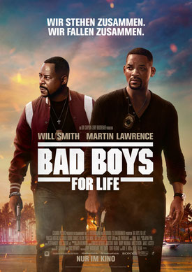 Bad Boys For Life Plakat