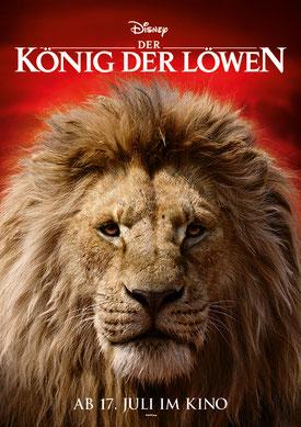 Der König der Löwen Hauptplakat