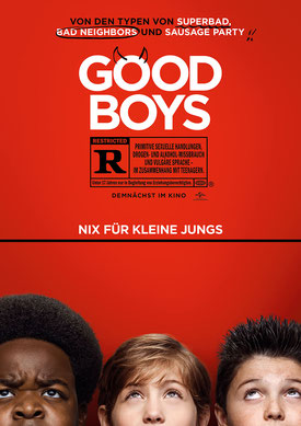 Good Boys Hauptplakat