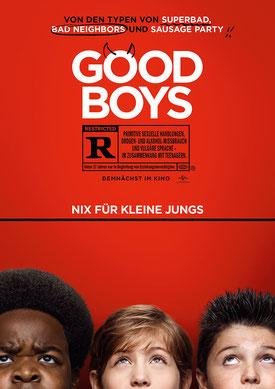 Good Boys Hauptplakat