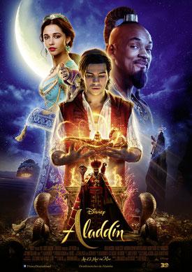 Aladdin Hauptplakat