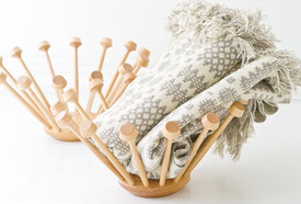 Wood Crown Basket_M