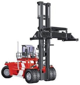 Kalmar - Truck, Tractor & Forklift Manual PDF, DTC