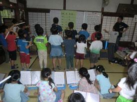 兵庫県丹波市での音楽活動