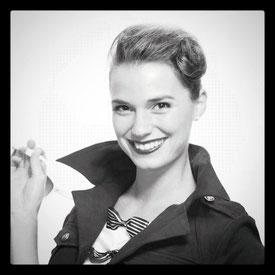 Madeleine Haipt - Sängerin - The Airlettes