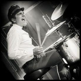 Julian Külpmann - Schlagzeuger - The Airlettes
