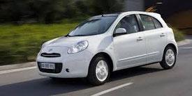 Location de voiture en Guadeloupe pas cher - Nissan Micra