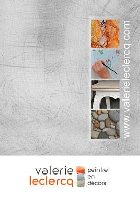 Création plaquette par Carole Mizrahi - Effet Immediat