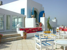 Hotel VIlla Zembra