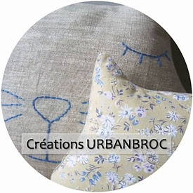 créations fait main made in France pièces uniques upcycling