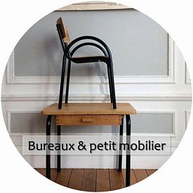Petit mobilier vintage adultes et chambres d'enfants