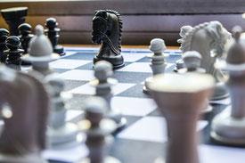 Schach, Handeln, Nachdenken