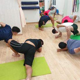昨年のトレーニング部門はワークショップなどのイベントも多数開催されました。