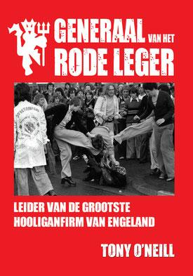 Hooligan boeken Red Army Manchester United hooligans, voetbalgeweld
