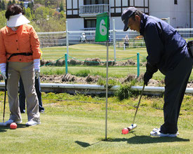 マレットゴルフとは