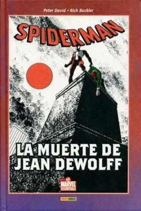 La muerte de la capitana Dewolff