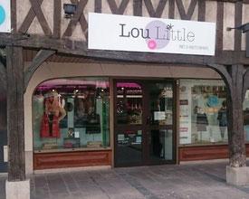 Lou Little - le petit voyageur