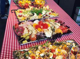 Del Italia salades