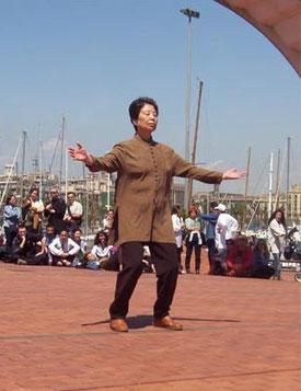 Zhan Zhuang I Chuan l'abre