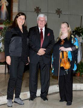 Flavia Odoroso, Klemens Schnorr, Sonja Korkeala