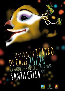 Festival de Teatro de Calle Camino de Santiago 2017