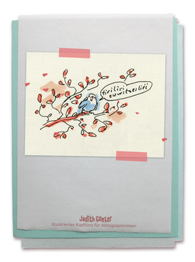 bullet jounal ideen - Judith Ganter - Illustriertes Kopfkino für Alltagsoptimisten - Tagebuchprojekt Achtsamkeit - 9 KREATIVE IDEEN FÜR MEHR ACHTSAMKEIT IN DEINEM ALLTAG - INSPIRATION fürs TAGEBUCH