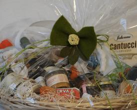 Geschenkkorb für Genießer Vintetrez Rutesheim