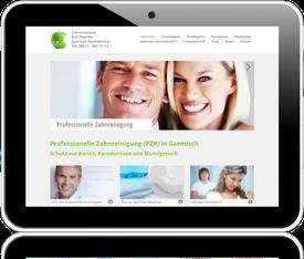 Professionelle Zahnreinigung für Erwachsene in Garmisch-Partenkirchen