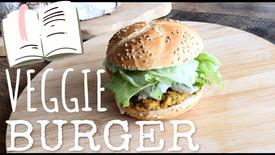 veggie burger, vegetarische hamburger maken, recept vega burger