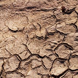 土の耐久性、耐候性
