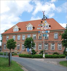 Sitz des Heimatvereins im Amtshaus Westen