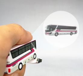 キーライト Jバス型 投写イメージ