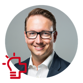 Gregg Rapp Swiss Innovation Day