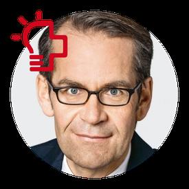 Philipp Dautzenberg, CEO, Transgourmet Swiss Innovation Day