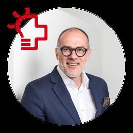 Jürg Schmid, Marketing Agentur Schmid Pelli & Partner, Präsident Graubünden Ferien, VRP The Living Circle, Swiss Innovation Day