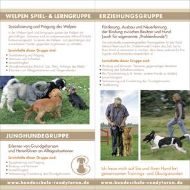 klappfolder-grafikwerkstatt-thielen-hundetraining-hundespiel-agility-laufen-wiese-frau