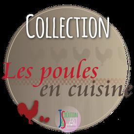 Logo pour une collection de produits faits mains.