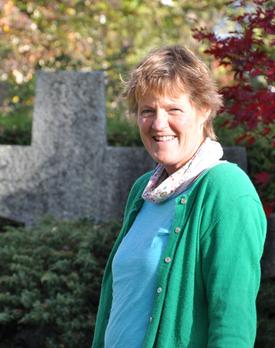 Das Grünschnabel-Team - Christiane Schneck ist Inhaberin der Gärtnerei Grünschnabel