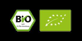 Bio-Zertifizierungs-/ Prüfsiegel nach EU- und nationalen Richtlinien