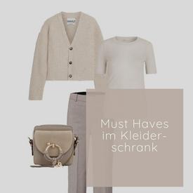 Must Haves im Kleiderschrank - Blogbeitrag Nicola Hahn
