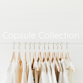 Capsule Collection - Blogbeitrag Nicola Hahn