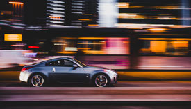Nissan GTR X - Sportwagen Erbverzicht