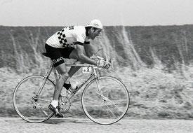 Lors du Tour 1976