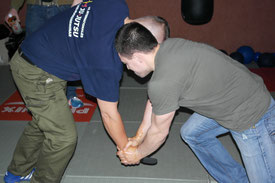 Street Combatives Empty Hands Knife Defense