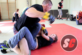 Street Combatives Ju-Jutsu Dresden Summit Empty Hands Knife Defense