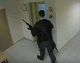 Schusswaffenabwehr Langwaffe Entwaffnung Street Combatives Krav Maga Emty Hands Gun Defense SC Int'l